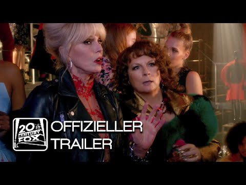 Absolutely Fabulous - Der Film | Trailer 2