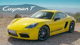 NEW Porsche 718 Cayman T: Road Review | Carfection 4K by Carfection