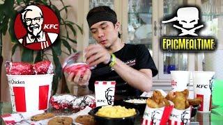 Video The Challenge EPIC MEAL TIME Failed (KFC Full Menu) MP3, 3GP, MP4, WEBM, AVI, FLV Februari 2019