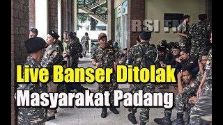 Video BANSER Ditolak Di Sumatera Barat, Akhirnya Mengalah Pulang MP3, 3GP, MP4, WEBM, AVI, FLV Februari 2019