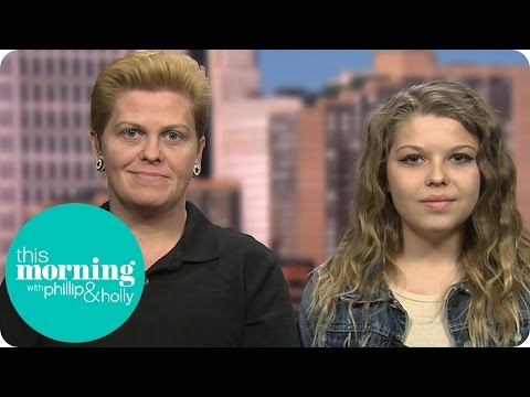 The Mother and Son Who Became Father and Daughter | This Morning (видео)