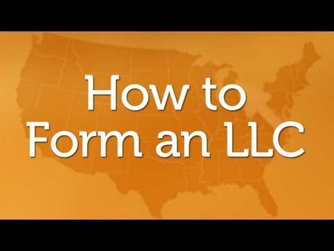 Forming an LLC in Nevada