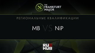 mBusiness vs NIP, game 2