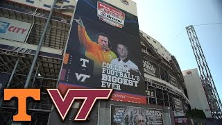 Bristol (TN) United States  City new picture : Virginia Tech, Tennessee Ready to Roll In Battle At Bristol