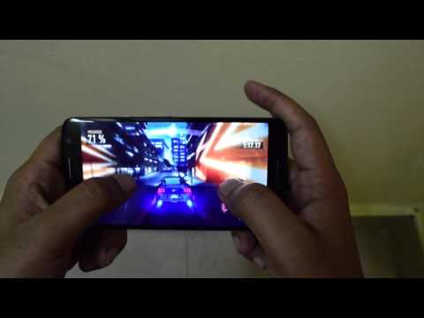 Moto X Play benchmarking and Gaming review