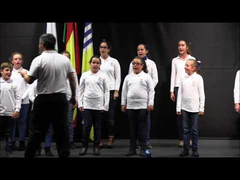 Actuación en el CT GARUM del Coro de Voces Blancas Ciudad de Isla Cristina