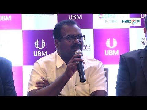 , Ravi Uday Bhaskar-India Pharma Week 2016