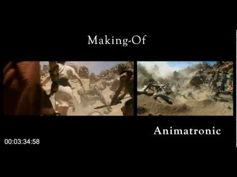 Clash of the Titans - Making Of