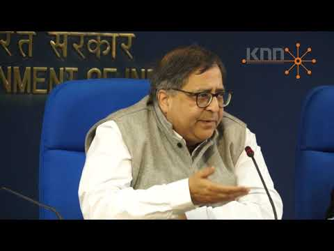 GDP forecast at 6.5 per cent, Chief Statistician Anant acknowledges GST as one of the factor