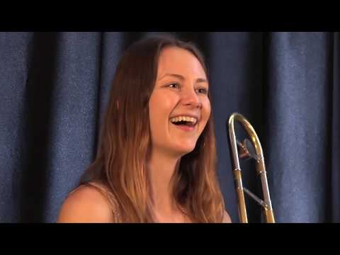 Learn Funk Trombone With Natalie Cressman