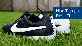 Nike Tiempo Rio II Tf - фото