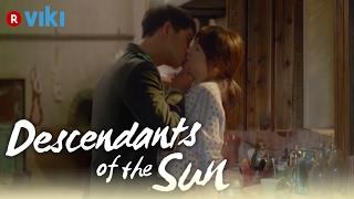 Video Descendants of the Sun - EP5 | Song Joong Ki & Song Hye Kyo Wine Kiss [Eng Sub] MP3, 3GP, MP4, WEBM, AVI, FLV April 2018