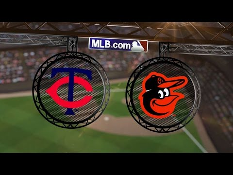 big 3 - Daily Recap: Jimmy Paredes hit his first homer of the season and Chris Davis lifted the go-ahead sacrifice fly in the 7th Check out http://m.mlb.com/video for our full archive of videos, and...