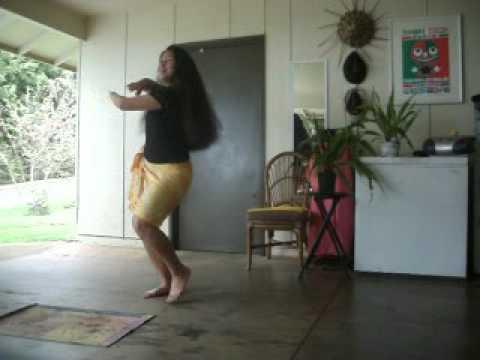 Tahitian Dance - Fakateretere (видео)