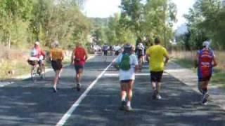 Video 100km millau veille et boucle marathon MP3, 3GP, MP4, WEBM, AVI, FLV September 2018