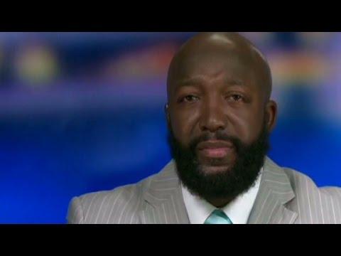 shooting - Trayvon Martin's father, Tracy Martin, speaks to CNN's Erin Burnett about Michael Brown's case in Ferguson, Missouri.