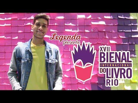 Legenda Presente | Bienal do Livro - Rio 2017
