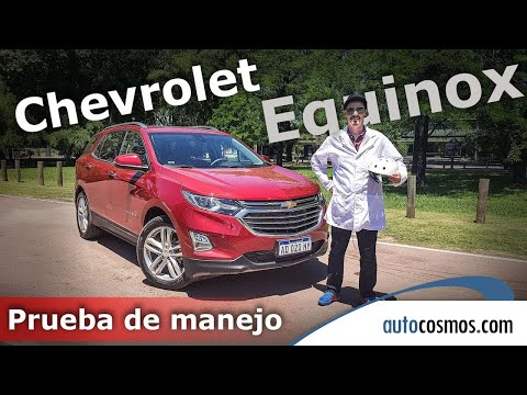 Test Chevrolet Equinox
