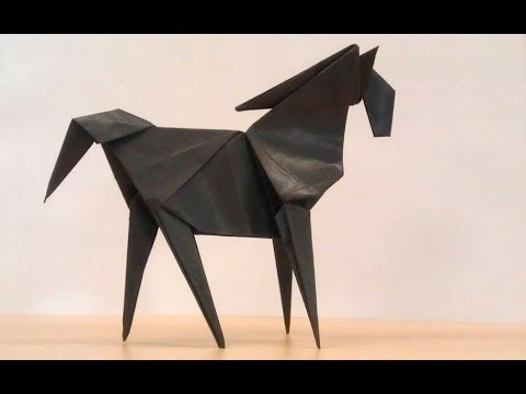 Animals Tutorial - 021 -- Horse