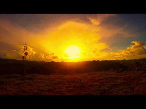 Pôr do Sol em Coronel Pacheco - MG