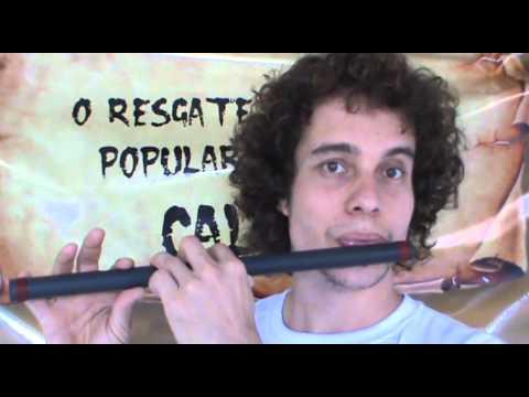 Jacobina - Videoaula para Pífano em Dó