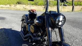 4. 2016 Harley Davidson FLSTFBS Fatboy S 110 Screamin Eagle Mods #1