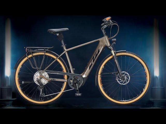 Городской eBike KTM Macina Style 610 Nyon 2021 года