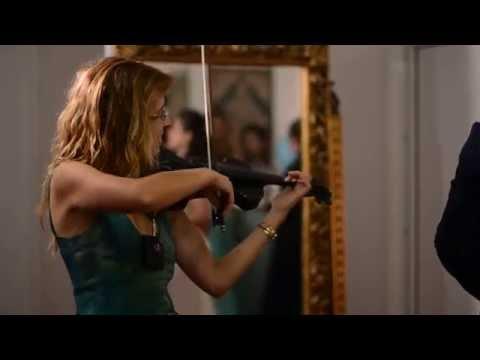 violino elétrico em casamento na Quinta da Lavandeira- Fajões Cesarcasamento Q