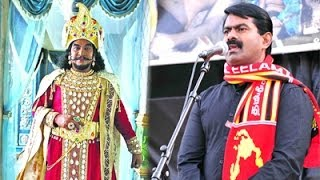 Seeman supports Thenali Raman Vadivelu