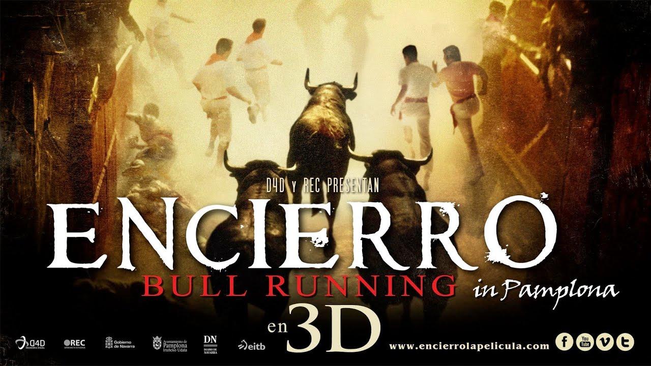 Encierro 3D La Pelicula: Bull Running in Pamplona - Película Completa en HD 720p