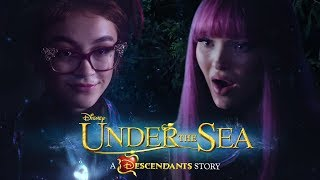 Under the Sea: A Descendants Story Official Teaser 🐚