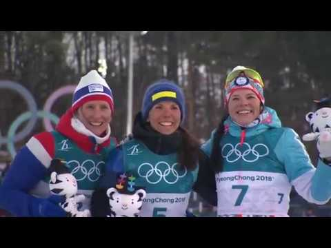 Day #1 Recap l  PyeongChang 2018 Winter Olympic Games l Feb. 10th (видео)