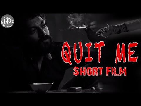 Quit ME   Short Film 2015   GS Karthik   Sunil   Aam Aadmi Pictures