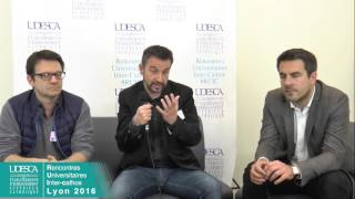 RUIC2016 Interview animateurs Atelier 1