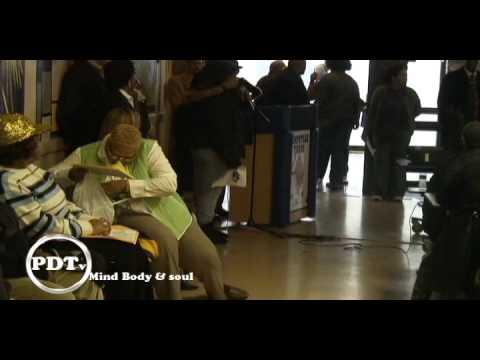 Hempstead High School NY Riots Parents & Students Speak Up