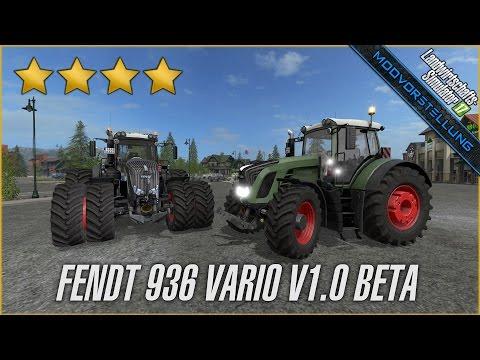 Fendt 936 Vario v1.1.1.1