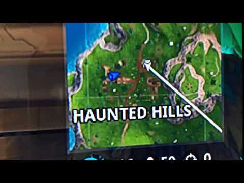 Week 5 Follow the treasure map found in Snobby Shores
