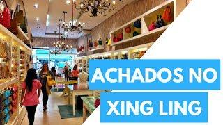 Resolvi invadir as lojas Xing Ling no centro de BH e mostrei TUDO pra vocês, espero que gostem! Mais informações abaixo:...