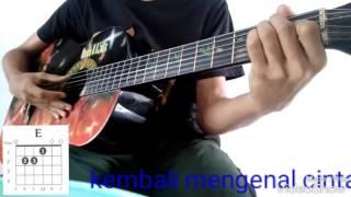 Belajar Chord gitar anji dia   720P HD