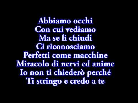 , title : 'Nek- Fatti Avanti Amore (Testo)- Sanremo 2015 - HD/HQ'
