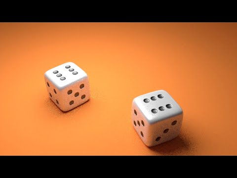 Blender Tutorial: Rolling Dice Animation (for Beginners)