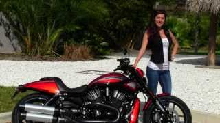 10. New 2013 Harley-Davidson VRSCDX Night Rod Special for sale - Ember Red Sunglo