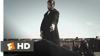 Nonton Abraham Lincoln vs. Zombies (2/10) Movie CLIP - Only in the Head! (2012) HD Film Subtitle Indonesia Streaming Movie Download