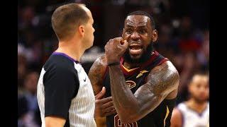 Video Worst Referee Mistakes in Recent NBA History... MP3, 3GP, MP4, WEBM, AVI, FLV Februari 2019