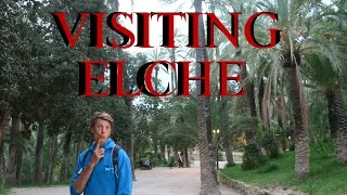 Elche Spain  City new picture : Bicycle touring Spain - Visiting Elche (ELX) fresh dates from palm.