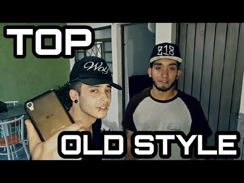 TOP 5 MÚSICAS OLD - Ft. Garcia Wolf [FREE STEP]