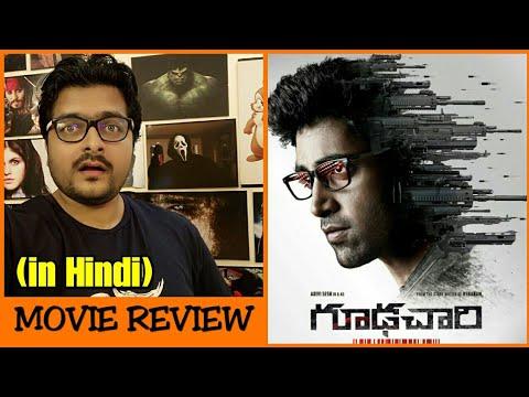 Goodachari (Intelligent Khiladi) - Movie Review