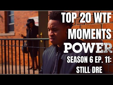Top 20 WTF Moments | Power Season 6 Episode 11 Reaction