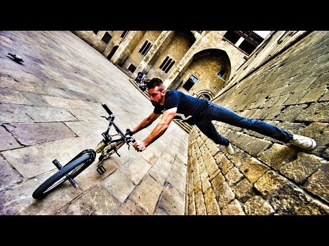 Awesome Tricks by Tim Knoll Bike Parkour 20
