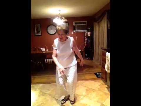 86 Year Old Granny Can Whip & Nae Nae